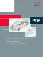 Manual Control Automatico Presion Neumaticos Autos Audi Diseno Funcionamiento Componentes Funciones Sistema