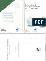 Principios de una psicoterapia de la psicosis-Serge Leclaire.pdf