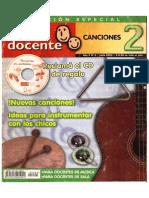 PDF Del Libro Canciones en-cantadas de Horacio de Tomaso
