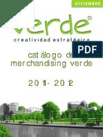 Catalogo Verde 2012