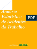 Anuário Estatístico de at MTPS 2014