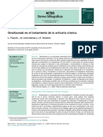 Omalizumab UC Dermo-sifilo