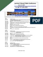 2017 PRT Schedule A