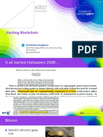 PDAC T10F Hacking Blockchain