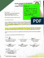 Original Letter Scan