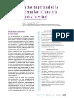 33 Afectacion Perianal en La Enfermedad Inflamatoria Cronica Intestinal