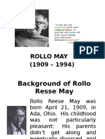Background of Rollo Resse May