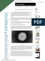vacuna Del Virus d...a Humano (VPH), Lo Que Dice La Ciencia