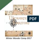 Uncharted Territory Program