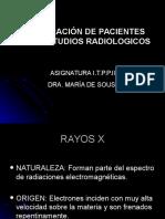 Tema 7 - Preparacion Del Paciente Para Estudios Radiologicos
