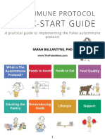 The Paleo Approach Quick-Start Guide Expanded