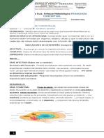 Estructura de Guia NATURALES