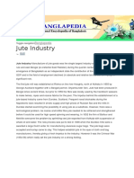 Jute Industry