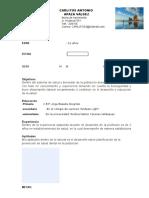 Curriculum Practica 4 2