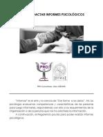 Como Redactar Informes. Manual PRO Consultores