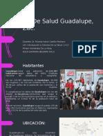 Dx de Salud Guadalupe, Zac