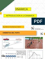 Sesion I .- Introduccion Dinamica