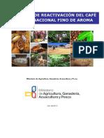 Proyecto Cafe y Cacao SENPLADES vs Final Dic 2013
