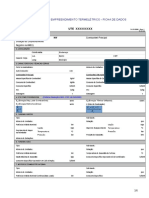 Ficha de Dados EPE-Termica R1