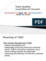 119818865-Total-Quality-Management-Maruti-Suzuki.pptx