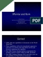 XML 6 XPointer XLink