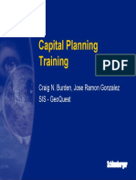 Capital Planning Course