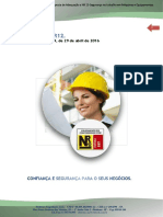 PORTFÓLIO NR12 - Segurança Na Trabalho e Maquinas 2017 - Atualizado