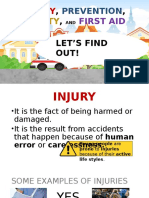 What is Injury?