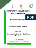 Antologia Final Micologia