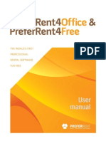 Rental Management Software | PreferRent  - User Manual