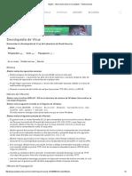 Enciclopedia de Virus, Blaster - Información Sobre El Virus Blaster - Panda Security