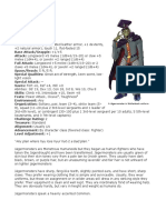 Jägermonster Revised by Deb Lieven