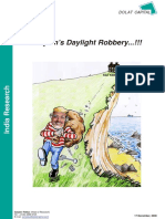 Satyam Daylight Robbery Theme Note 17-12-08