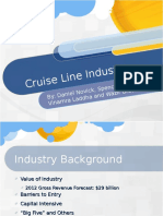 Cruise Line Industry Presentation