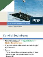 6 kesetimbangan partikel fbd.pptx