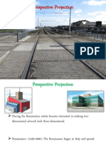 Perspective Projection PowerPoint