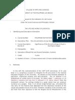 Pi 10 Ge Proposal Final
