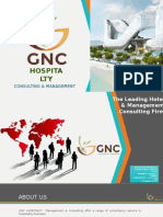 Gnc Hospitality Consulting Presantation 2017