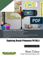 Exploring Oracle Primavera P6 R - Prof. Sham Tickoo Purdue Univ_.pdf