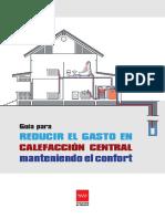 Guia Para Reducir El Gasto en Calefaccion Central Manteniendo El Confort Fenercom 2016
