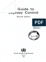WHO - A guide to leprosy control-1988 (part1)