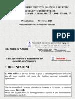 Prentazione Corso Ordine Ing Roma 2017- Fabio DAngelo