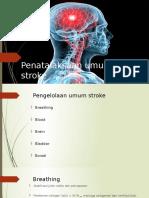 Penatalaksaan umum stroke.pptx