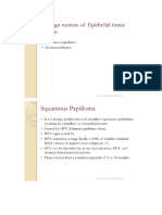 Nonodontogenic Tumors Part 2