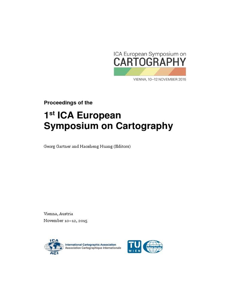 Eurocarto Online Proceedings Cartography Geographic Information Open Circuit Arm Detector Ocad System