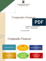 Compendio Finanzas - Diego Hernández
