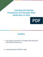 D1. MODULE 1_The Sendai Framework for DRR
