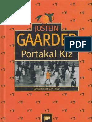 Jostein Gaarder Portakal Kiz