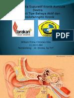 Prima OMSK Dan Tonsilofaringitis Kronik