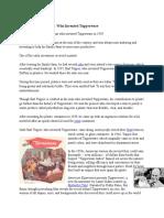 History of Tupperware